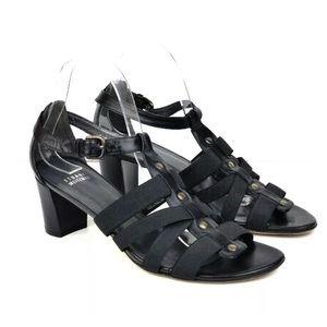 Stuart Weitzman Gladiator Elastic Strappy Sandals
